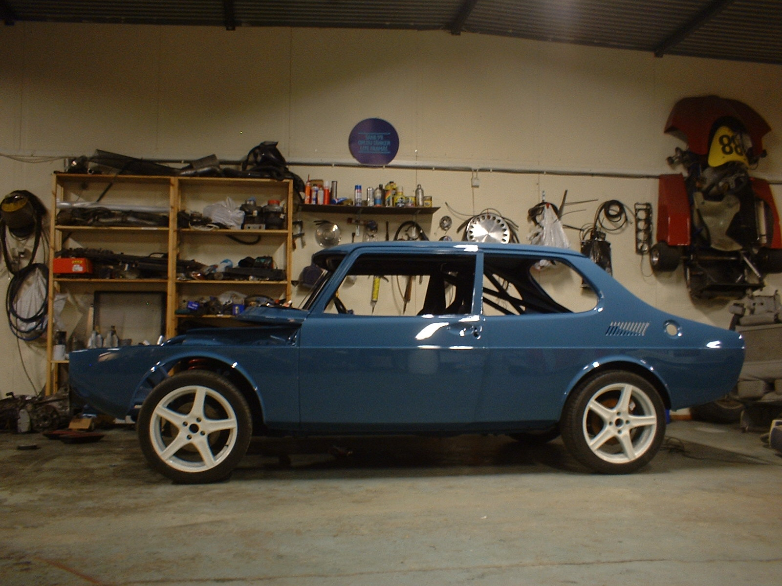 RWD saab  SaabCentral Forums